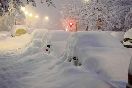 Im Sommer die Dürre, im Winter die Schneemassen.ISTOCKPHOTO/SNOWFLOCK