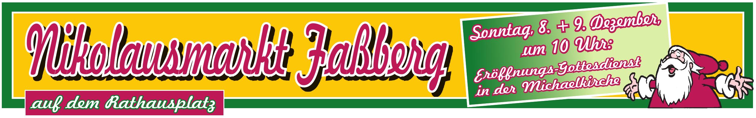 Nikolausmarkt Faßberg Image 1