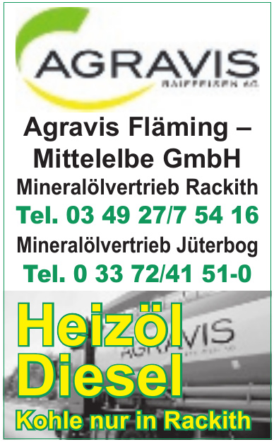 Agravis Fläming – Mittelelbe GmbH