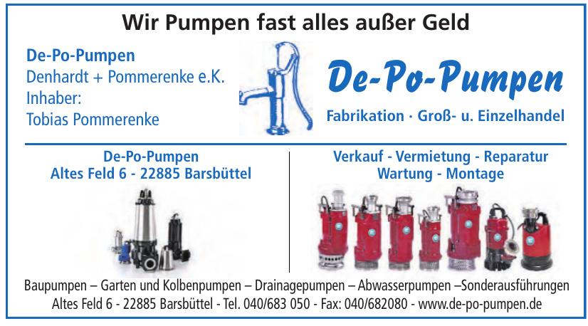De-Po-Pumpen Denhardt + Pommerenke e. K.