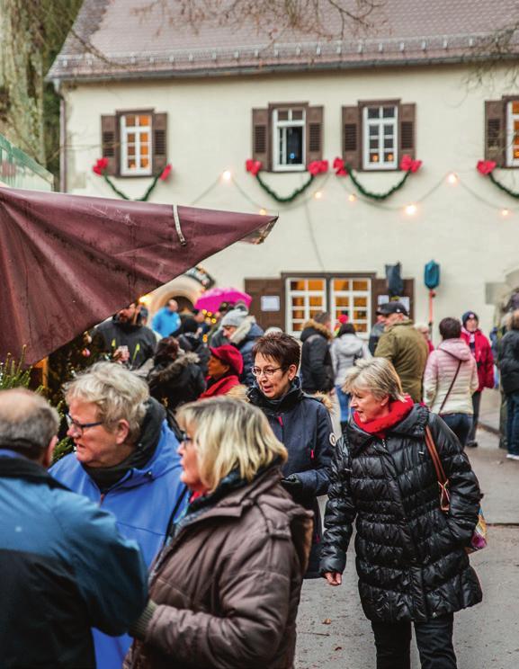 Nikolausmarkt Königsbronn