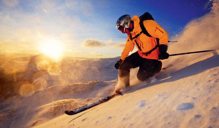 Näher am Nordpol: In Hemsedal können die Pisten bis Mai genutzt werden. Foto: Pro Imago Life