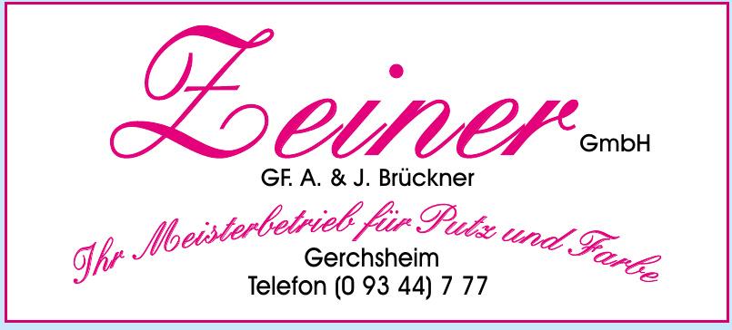Leiner GF. A. & J. Brückner GmbH