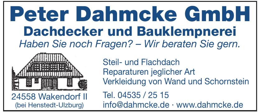 Peter Dahmcke GmbH