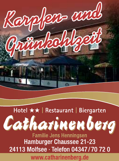 Catharinenberg Hotel - Restaurant