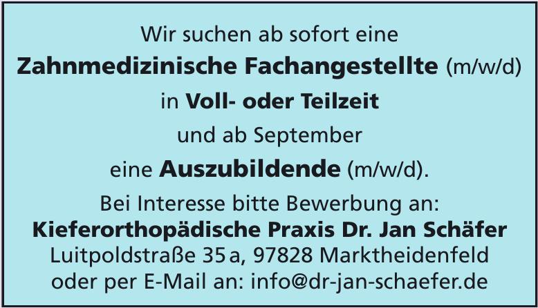 Kieferorthopädische Praxis Dr. Jan Schäfer