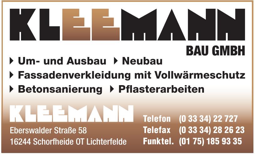 Kleemann Bau GmbH