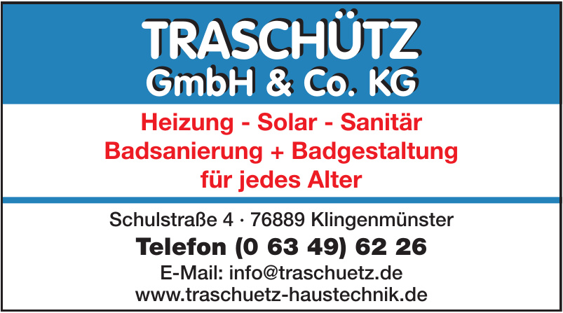 Traschütz GmbH & Co. KG