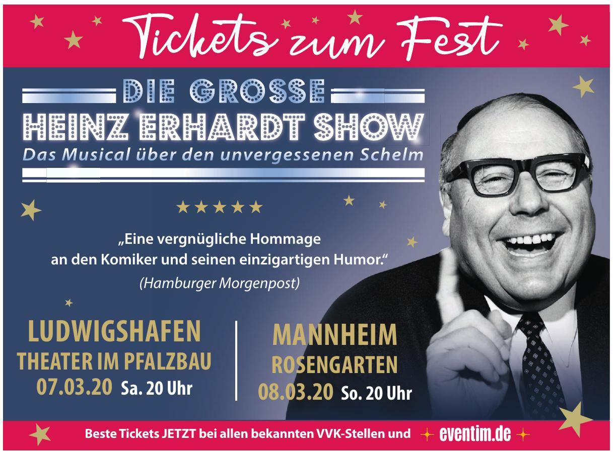 Heinz Erhardt Show