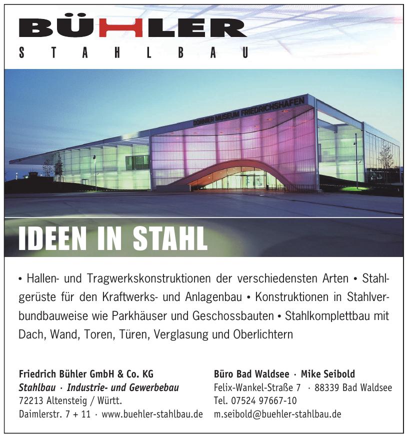 Friedrich Bühler GmbH & Co. KG