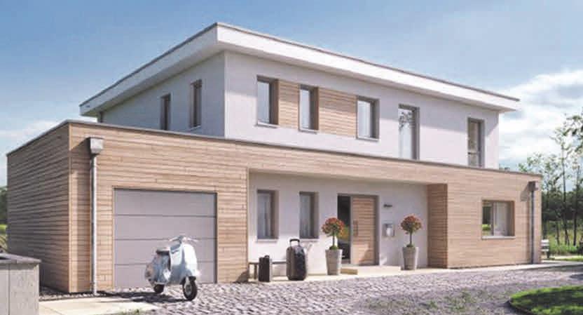 Fingerhut Haus bietet individuelles Bauen und gesundes Wohnen. Fotos (2): privat