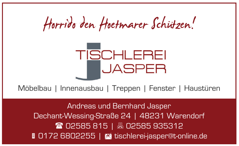 Tischlerei Jasper