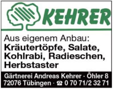 Gärtnerei Andreas Kehrer