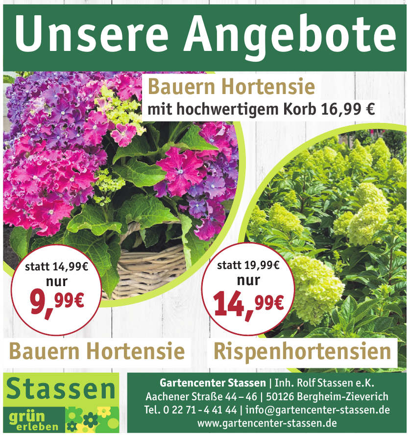 Gartencenter Stassen