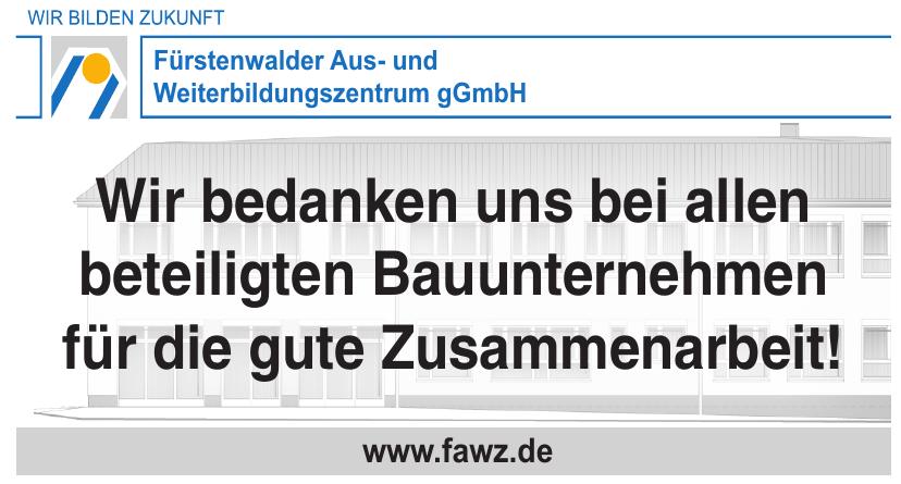 FAW - Fürstenwalder Aus- und Weiterbildungszentrum gGmbH
