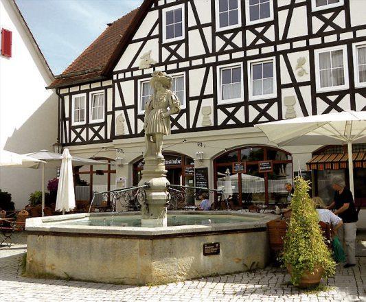 Brunnenstube, Rottenburg