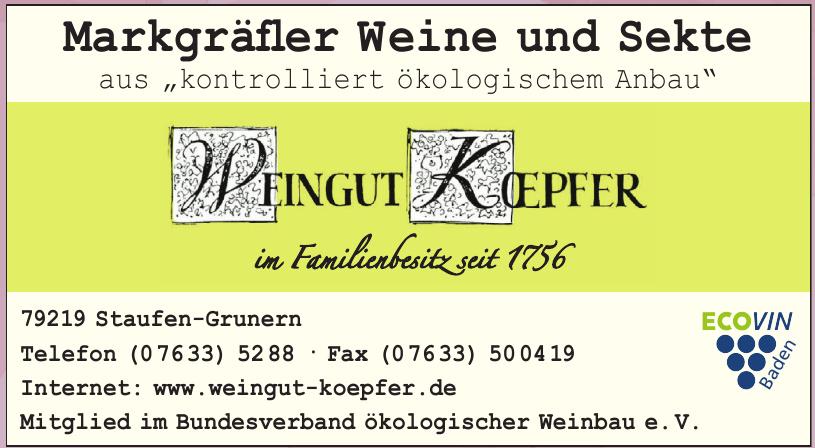 Weingut Koepfer