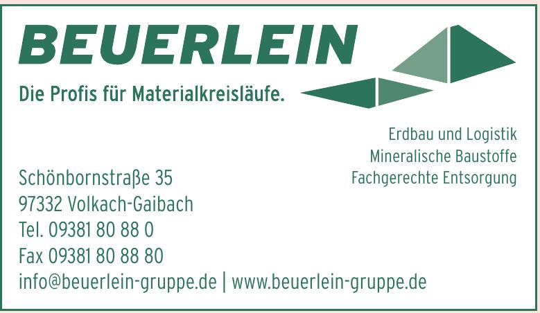 Beuerlein Gruppe