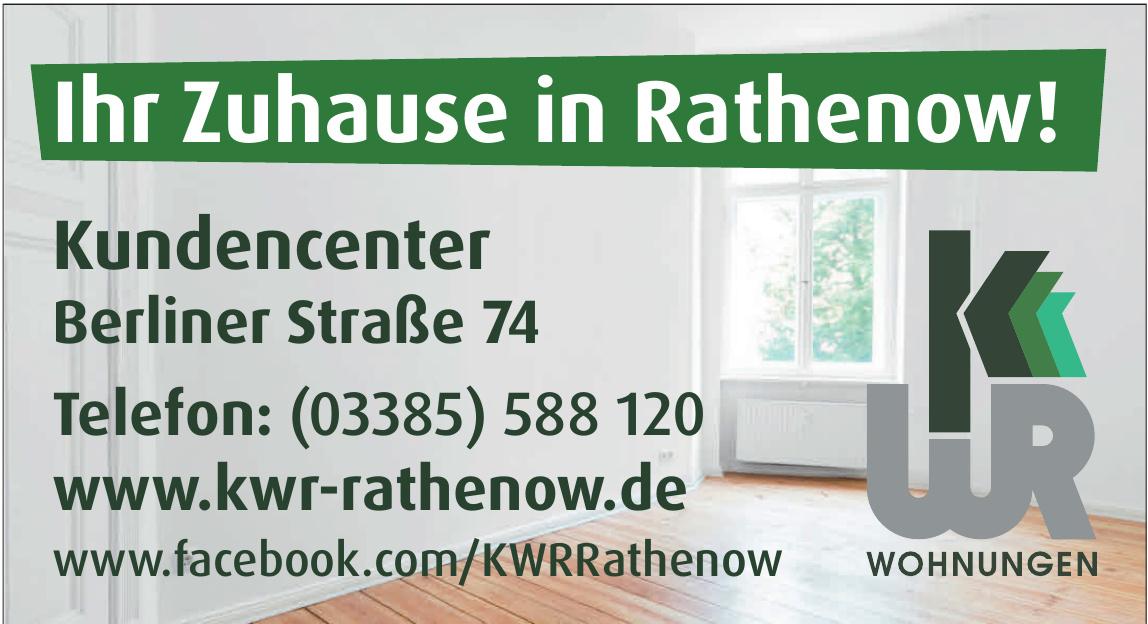 KWR Wohnungen