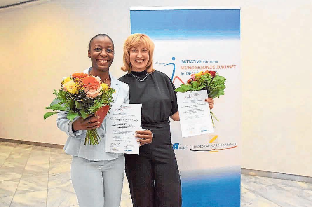 Houma Kustermann und Sybille van Os-Fingberg leisten ausgezeichnete Arbeit und planen einen weiteren Standort in Tuttlingen. FOTO: ISBANER/OEMUS MEDIA AG
