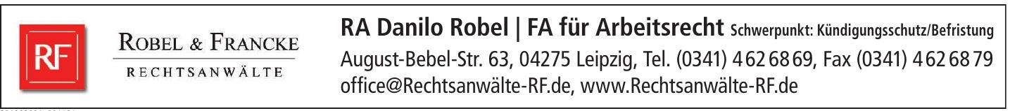 RA Danilo Robel