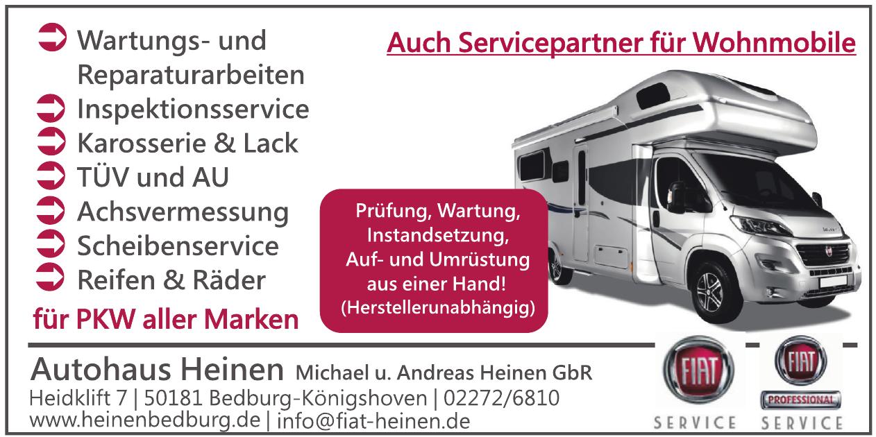 Autohaus Heinen - Michael u. Andreas Heinen GbR