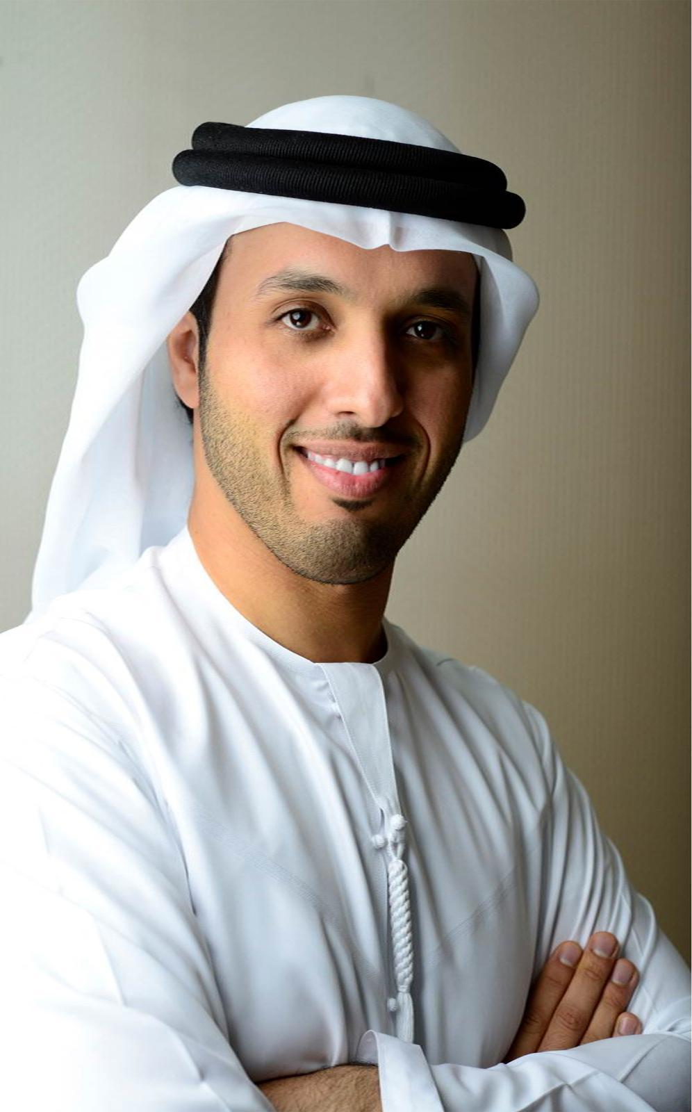 Mubarak H. Al Shamisi heads the Abu Dhabi Convention Bureau.PHOTO: DCT ABU DHABI