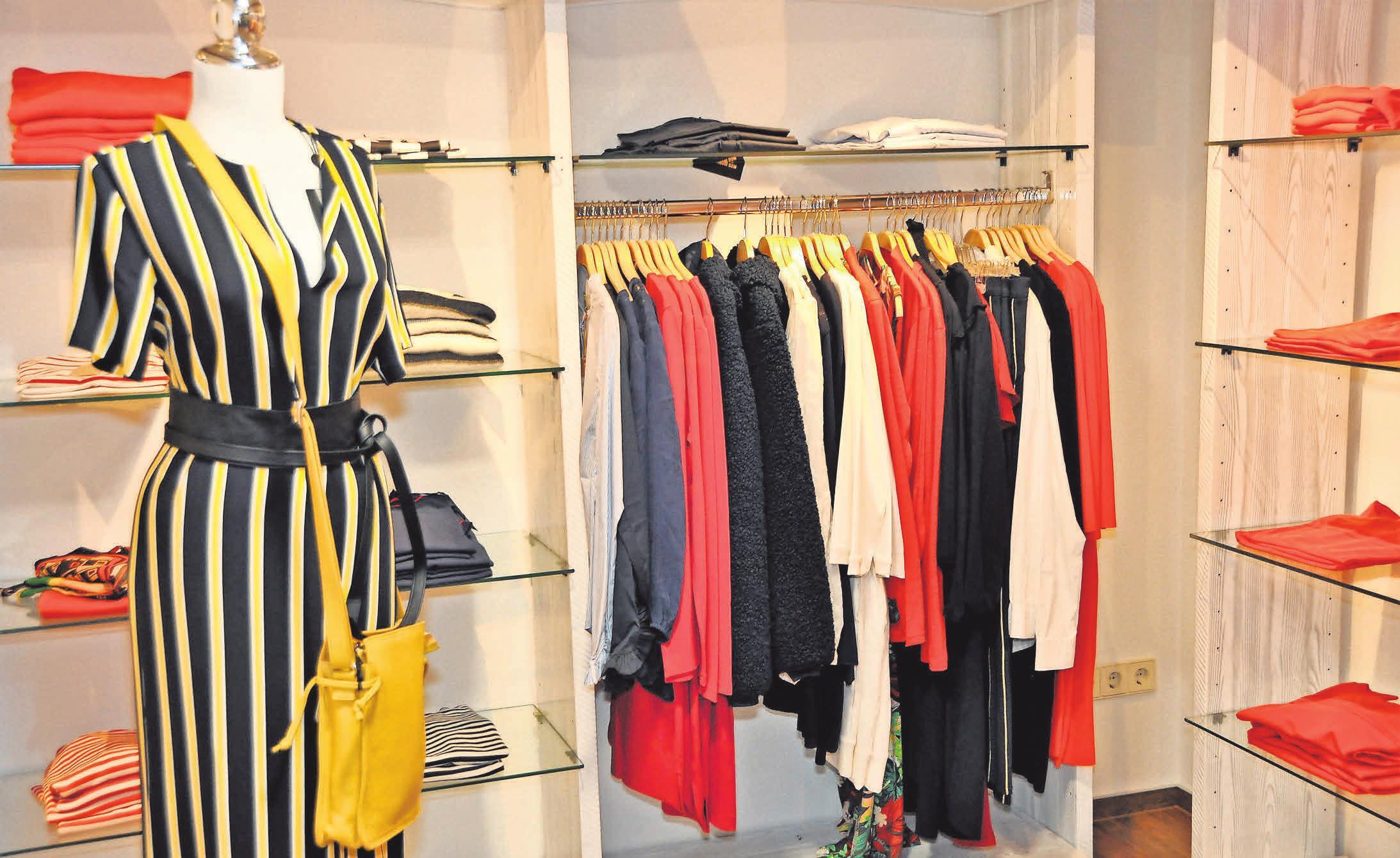 Ein Hochgenuss für Fashionistas: Die Kleider sind schick, modern und immer tragbar.