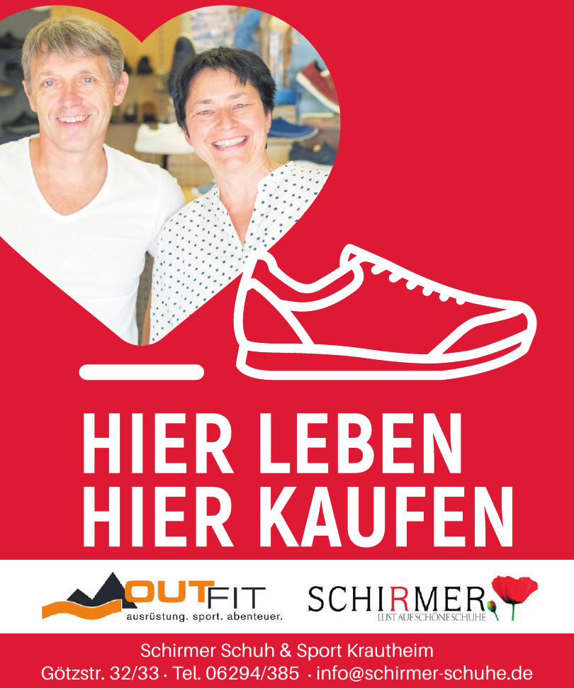 Schirmer Schuh & Sport Krautheim
