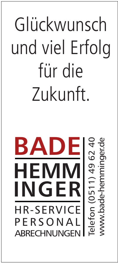 Bade Hemminger