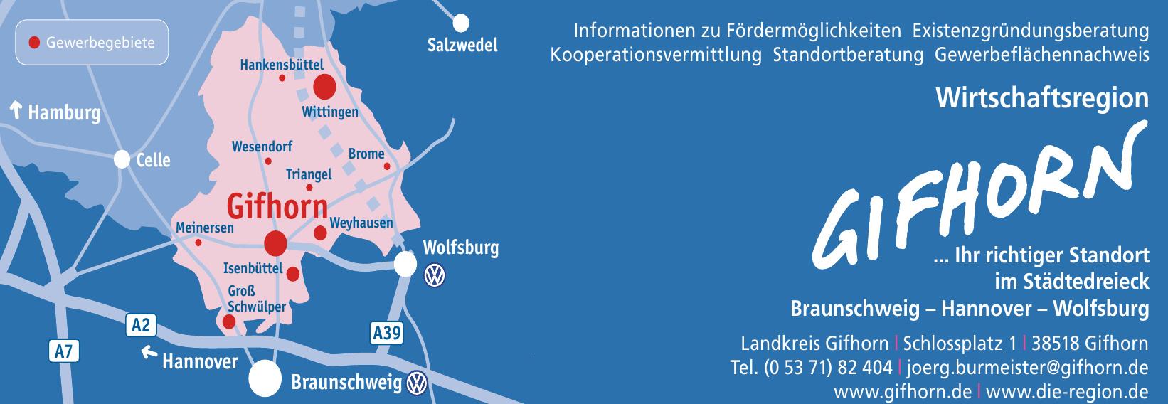 Wirtschaftsregion Gifhorn