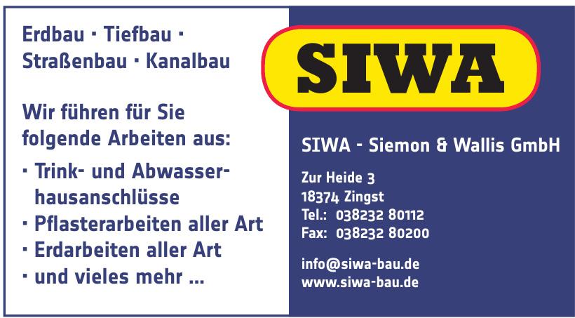 Siwa Siemon & Wallis GmbH