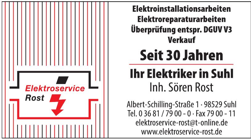 Elektroservice Rost
