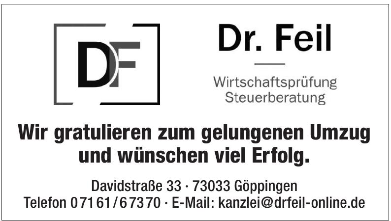 Dr. Feil