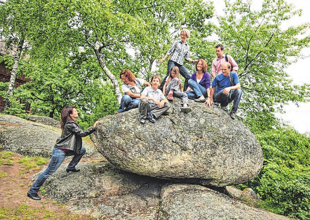 Foto: Naturpark Mühlviertel von Oberösterreich Tourismus GmbH/Andreas Röbl