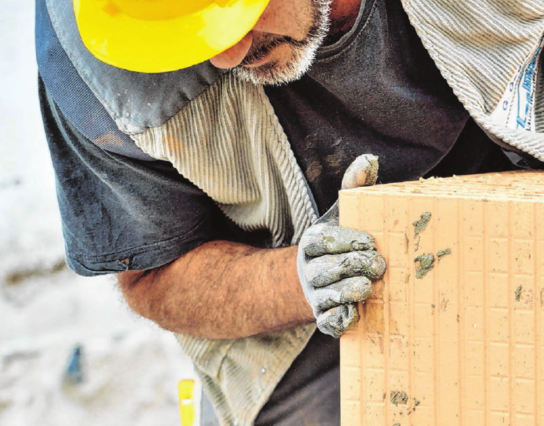 Gute Aussichten fürs Handwerk: Die Unternehmen sind mit der Auftragslage zufrieden.
