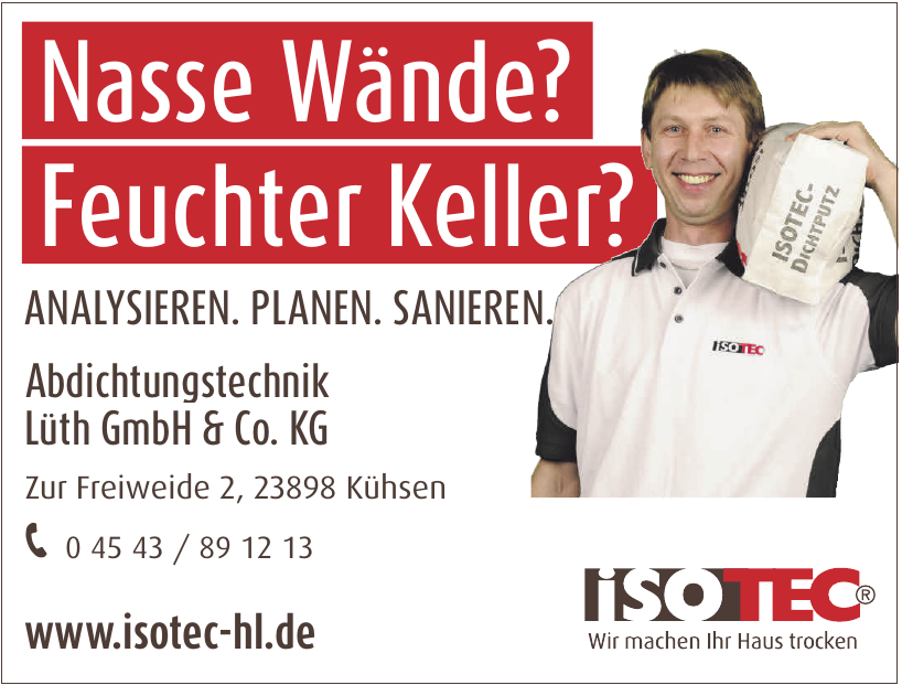 Abdichtungstechnik Lüth GmbH & Co. KG