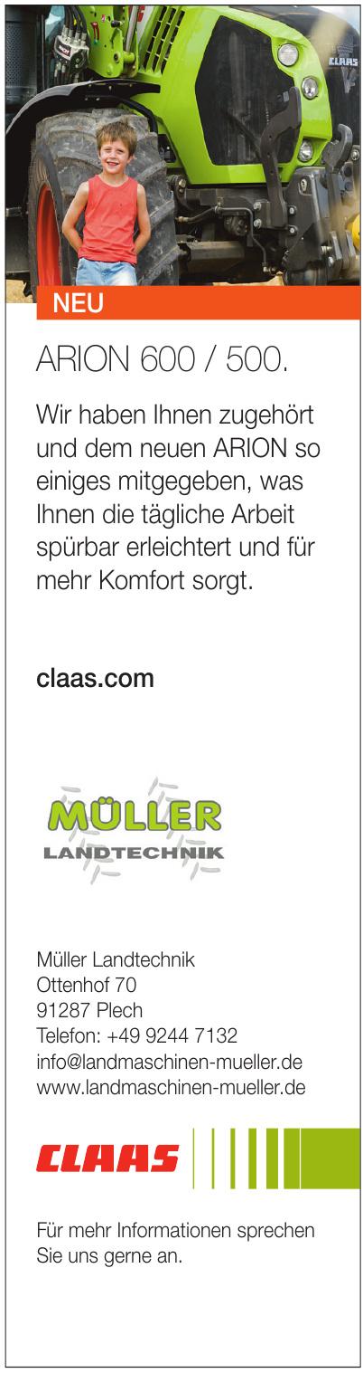 Müller Landtechnik