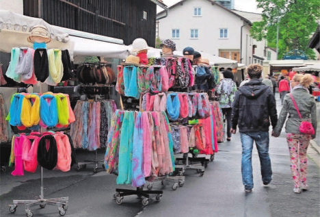 Frühjahrsmarkt Mitwitz 19. Mai 2019