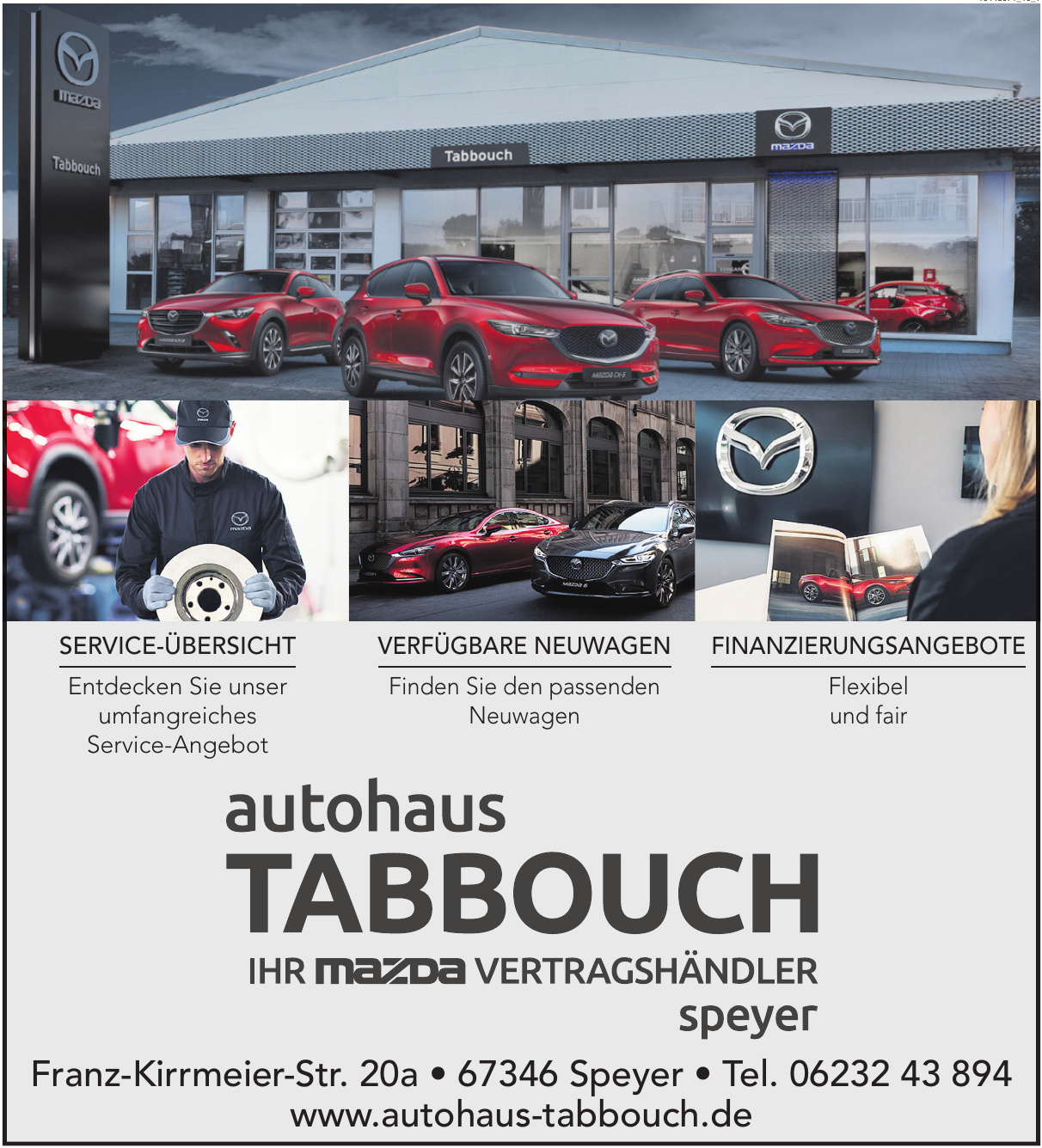Autohaus Tabbouch