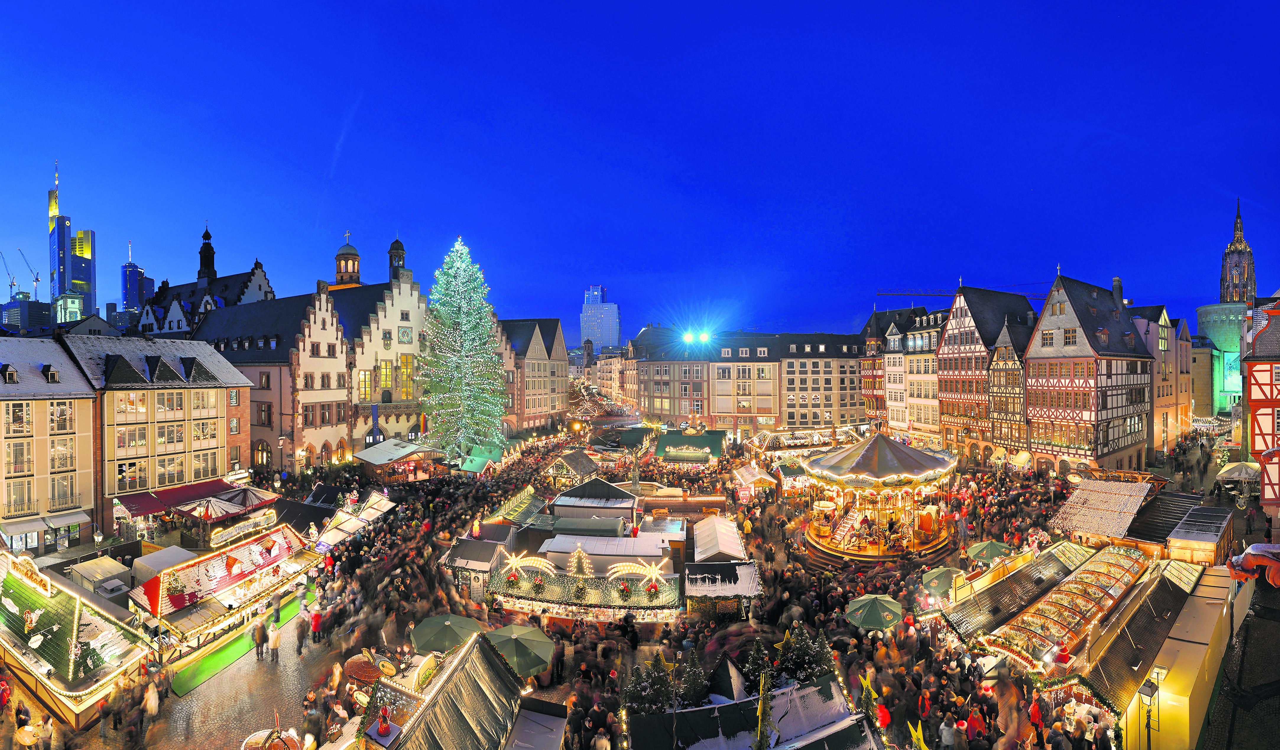 Weihnachten in Rhein-Main