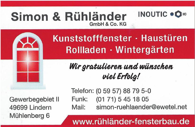 Simon  & Rühländer GmbH & Co. KG