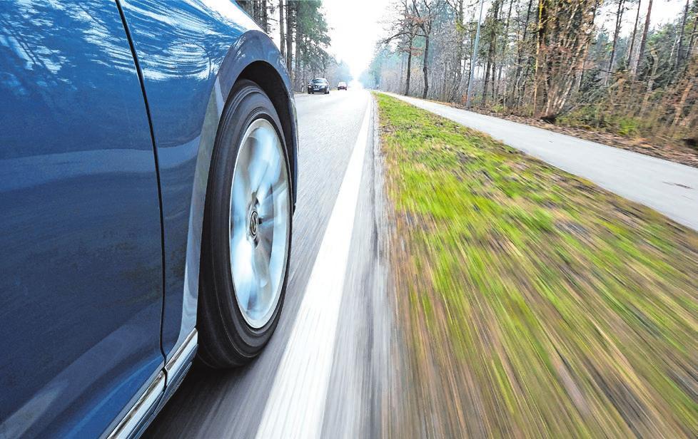 Moderne Assistenzsysteme helfen, Unfälle zu vermeiden. Foto: ADAC