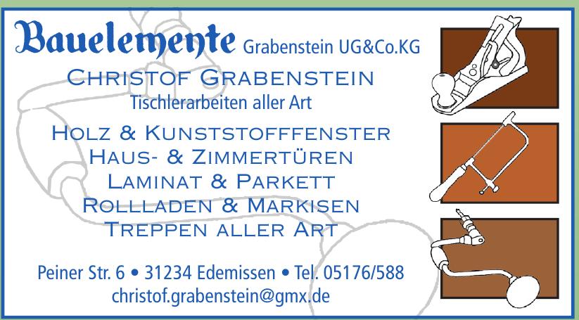 Bauelemente Grabenstein UG & Co. KG