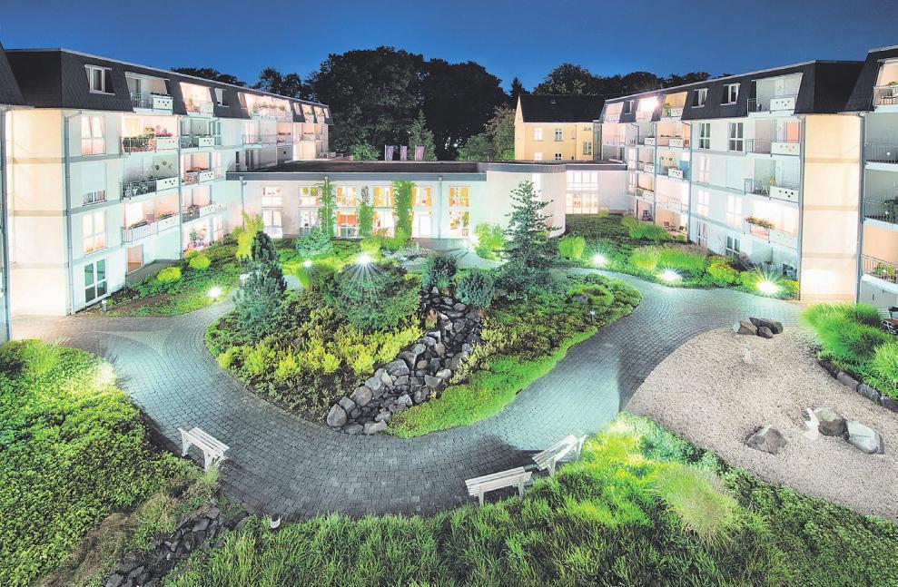 Elegantes Ambiente: Die Residenz Villa Sibilla in Bad Neuenahr
