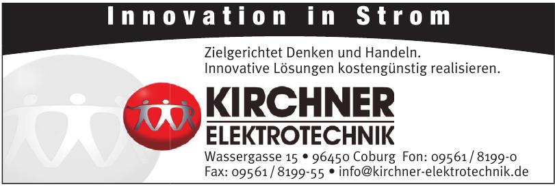 Kirchner Elektrotechnik