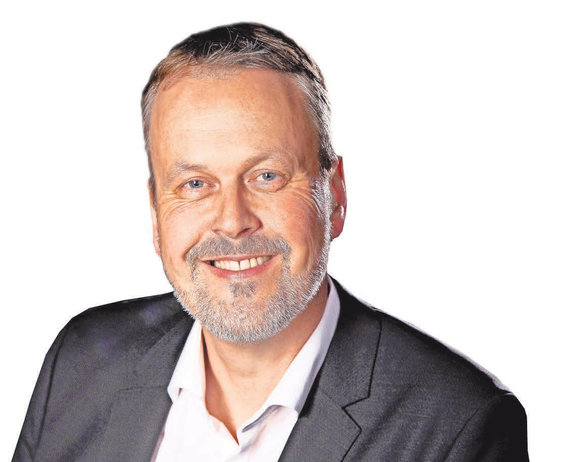 Kennt die Vorteile, über eine Nachfolge zur eigenen Firma zu kommen: Kammer-Fachmann Michael Burg. FOTO: PRIVAT