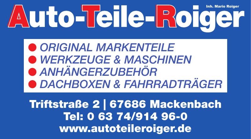 Auto-Teile-Roiger