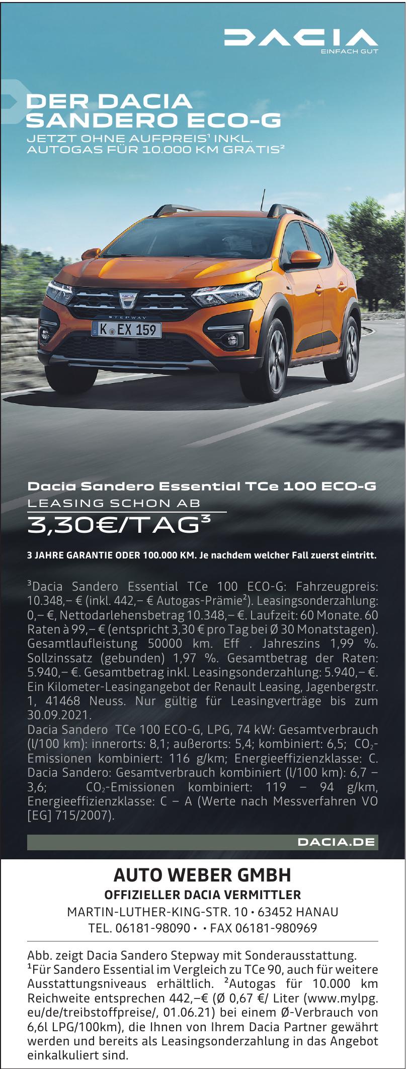 Auto Weber GmbH