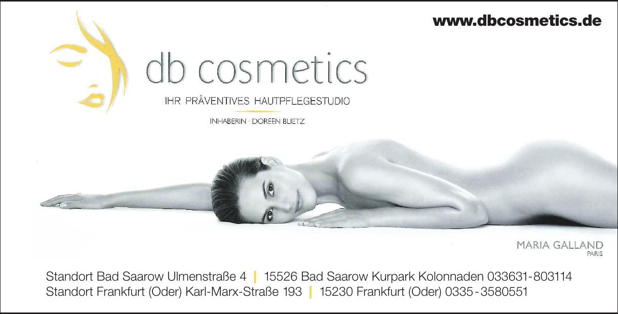 DB Cosmetics